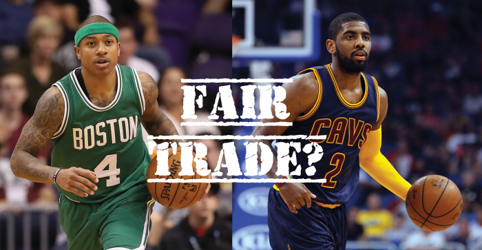 NBA Tradeoff (Commentary) Ying Yang