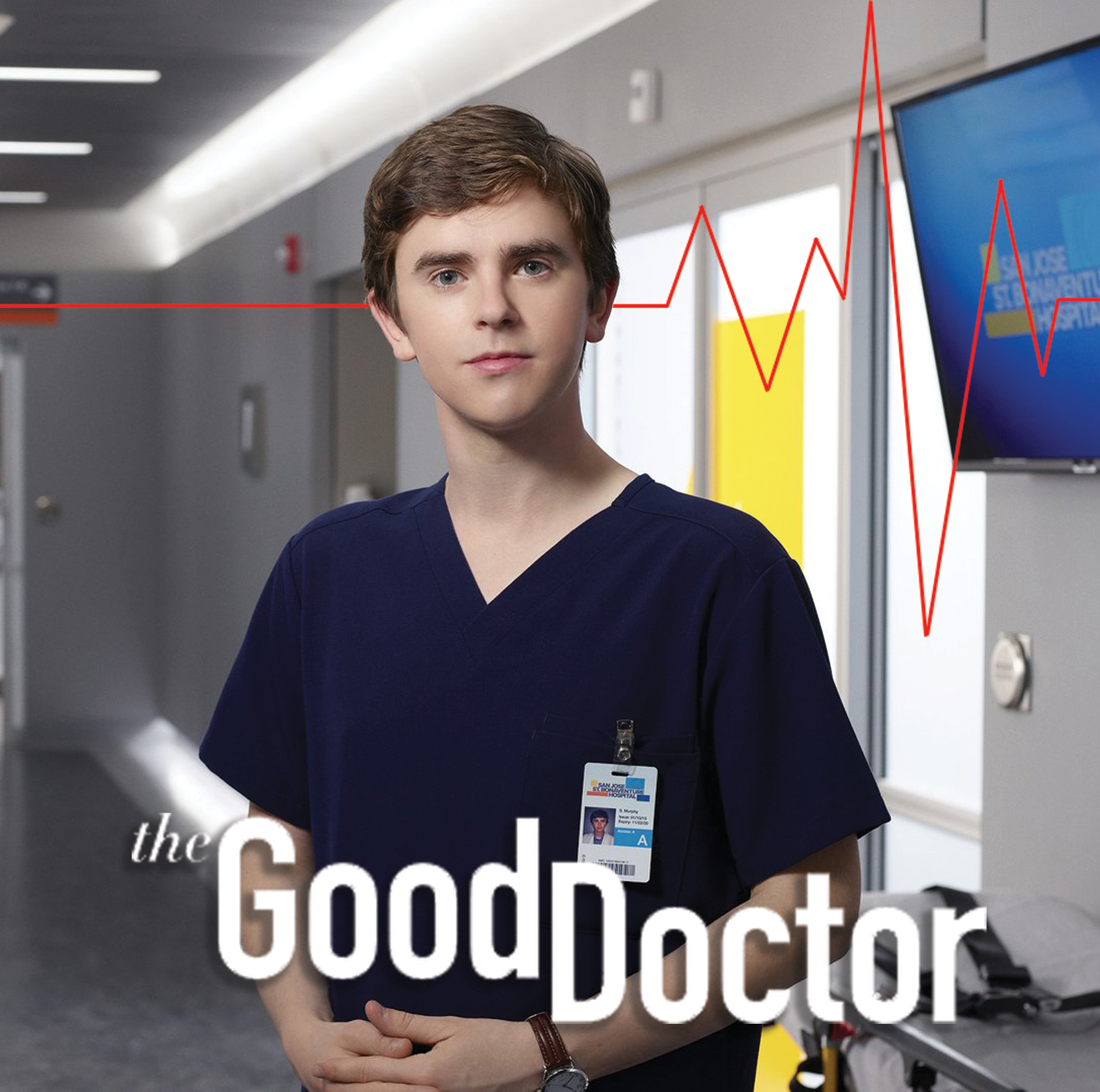 The Good Doctor (Entertainment) Ying Yang