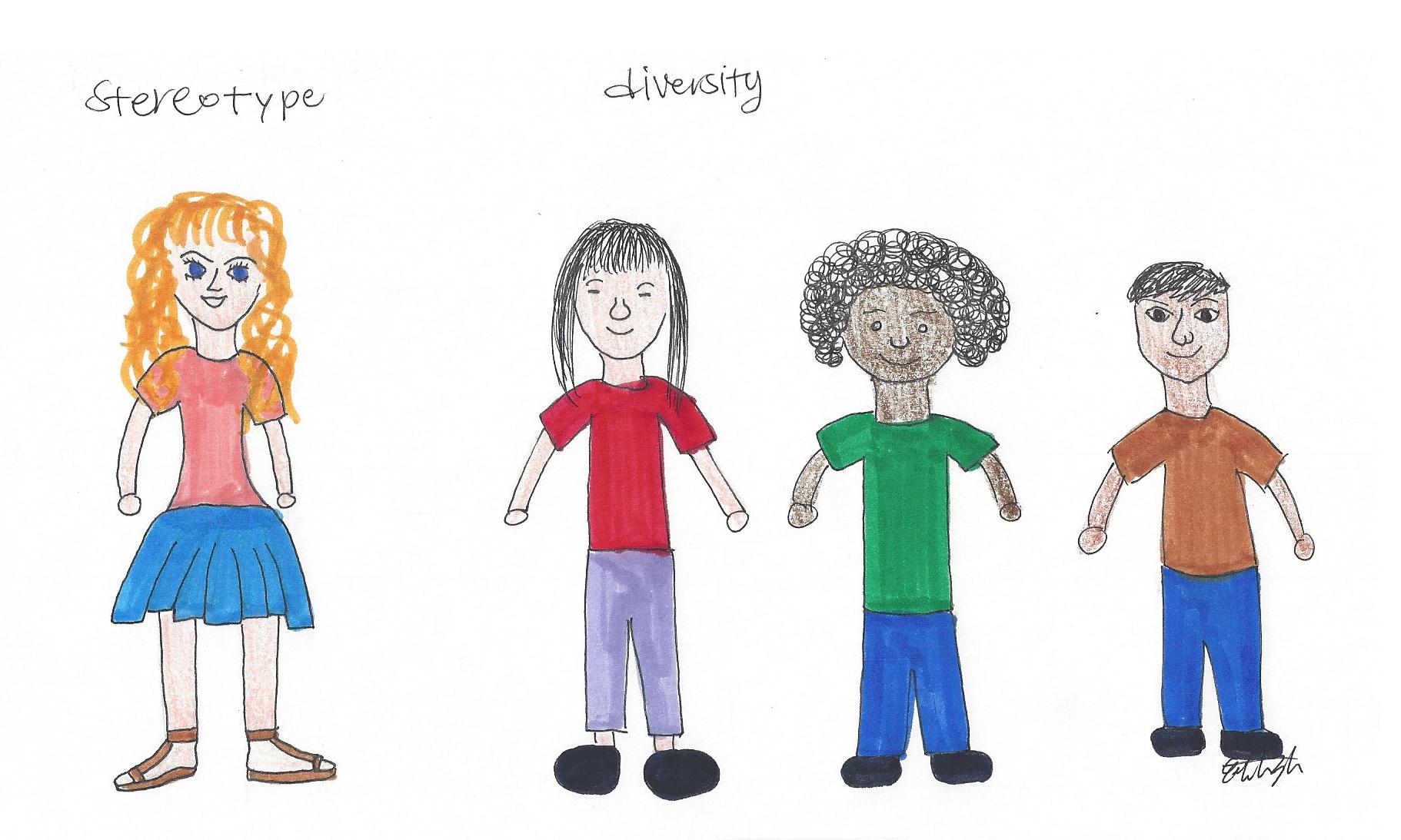 diversity (Estelle)